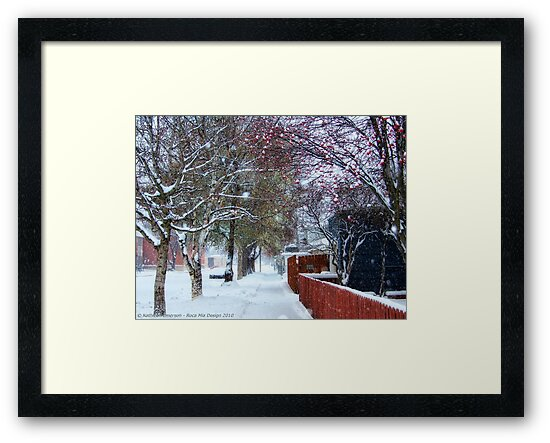 Winter Street by rocamiadesign