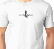 Point Judith Lighthouse.  Unisex T-Shirt