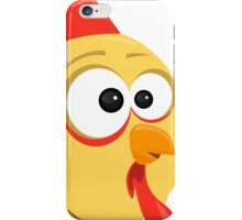 Cartoon Rooster iPhone Case/Skin