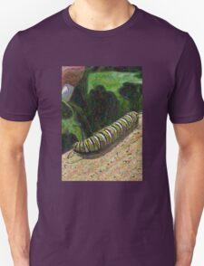Monarch Caterpillar - Garden Days Unisex T-Shirt