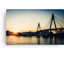 Anzac Afternoon Canvas Print