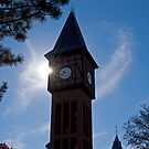 Clock Tower in Kentucky by Phil Campus