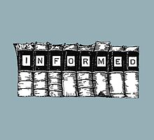 Informed - Books by pixelspin