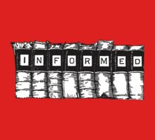 Informed - Books Kids Clothes