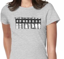 Informed - Books Womens Fitted T-Shirt