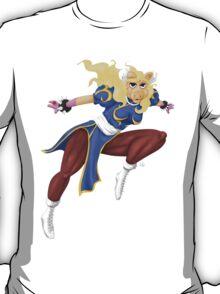 Sesame Street Fighter: Pig-Li T-Shirt