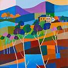 RICHMOND VIEW II, TASMANIA by Thomas Andersen