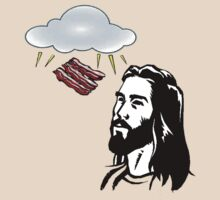 Jesus Bacon by Simon Mac