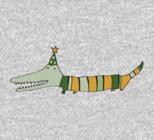 Stripey Mr Crocodile Kids Clothes