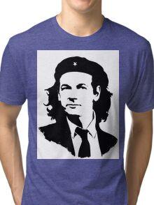 Julian Assange Ché T-shirt Tri-blend T-Shirt