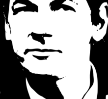 Julian Assange Ché T-shirt Sticker