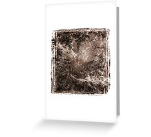 The Atlas of Dreams - Plate 19 Greeting Card