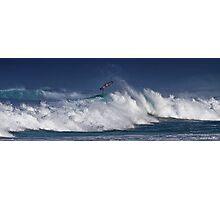 North Shore Surfer  Photographic Print