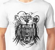 Mayan Jaguar Warrior Unisex T-Shirt
