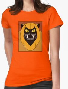Ookla The Mok - Saturday Morning Cartoon Pop Art Womens Fitted T-Shirt