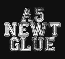 Newt - A5 Glue by shidesigns