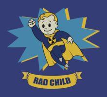 Rad Child by Gevork Sherbetchyan