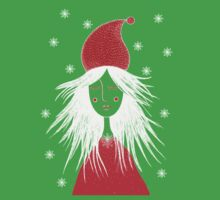 Girl is ready for Christmas. Xmas is here. Christmas fairy T-Shirt