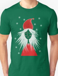 Girl is ready for Christmas. Xmas is here. Christmas fairy Unisex T-Shirt