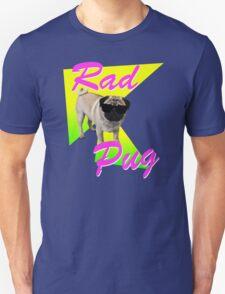 Rad Pug Unisex T-Shirt