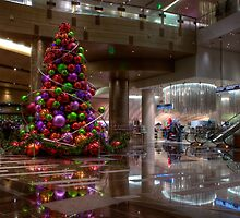 Aria Christmas Tree 2010 by motelgeorge