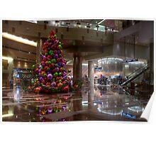 Aria Christmas Tree 2010 Poster