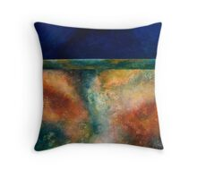 IRIS - GODDESS OF THE RAINBOW Throw Pillow