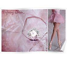 Dancing Queen... Diptych Poster