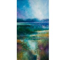 MISTY MORNING, GREAT LAKE Photographic Print