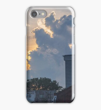 Cloudy Skies iPhone Case/Skin