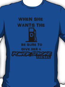 FORD DIESEL POWER STROKE T-Shirt