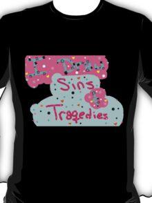 I Draw Sins Not Tragedies T-Shirt