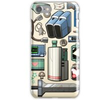 Cave Story Gear iPhone Case/Skin