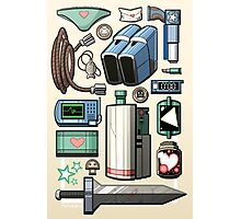 Cave Story Gear Photographic Print
