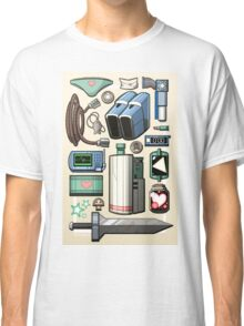 Cave Story Gear Classic T-Shirt