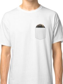 There's a pug in my pocket Classic T-Shirt