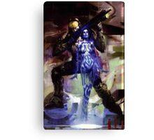 Halo 4! Canvas Print