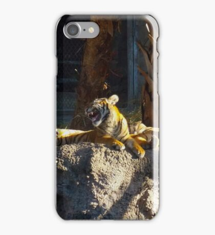 Tiger Growl iPhone Case/Skin