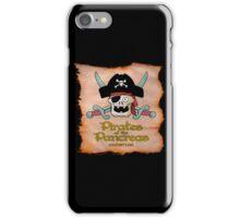 Pirates of the Pancreas iPhone Case/Skin