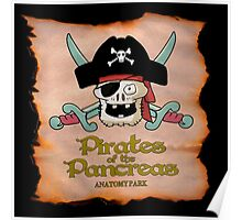 Pirates of the Pancreas Poster