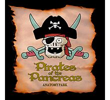 Pirates of the Pancreas Photographic Print