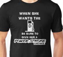 ford diesel powerstroke truck Unisex T-Shirt