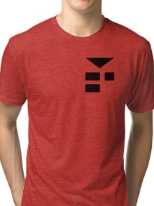 EarthBound -- Starman Insignia Tri-blend T-Shirt