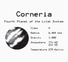 Star Fox -- Corneria by Mario Cordaro