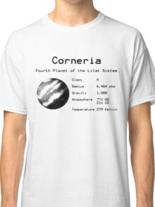 Star Fox -- Corneria Classic T-Shirt