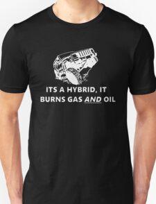 oil burning jeep hybrid T-Shirt