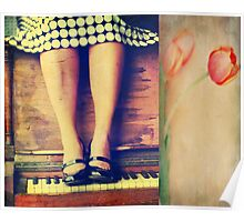 Divine Diptych Poster