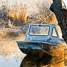 Still Creek Skiff by Tracy Riddell