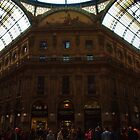 The Galleria in Milan by Stephen Burke