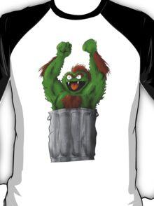 Sesame Street Fighter: Oska T-Shirt